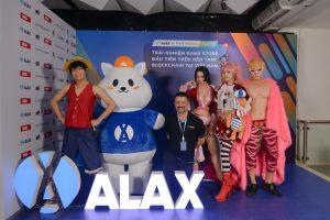 ALAX Store - Ứng dụng phân phối game mobile chính thức ra mắt tại Việt Nam - mmosite.vn