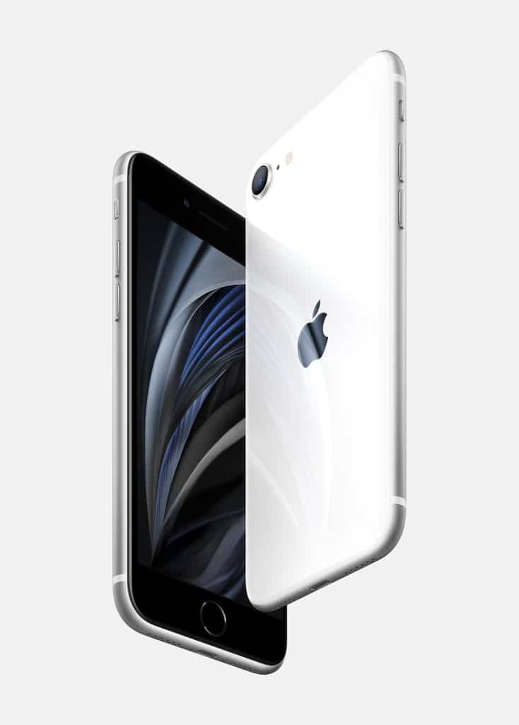 Apple chính thức ra mắt iPhone SE mới - mmosite
