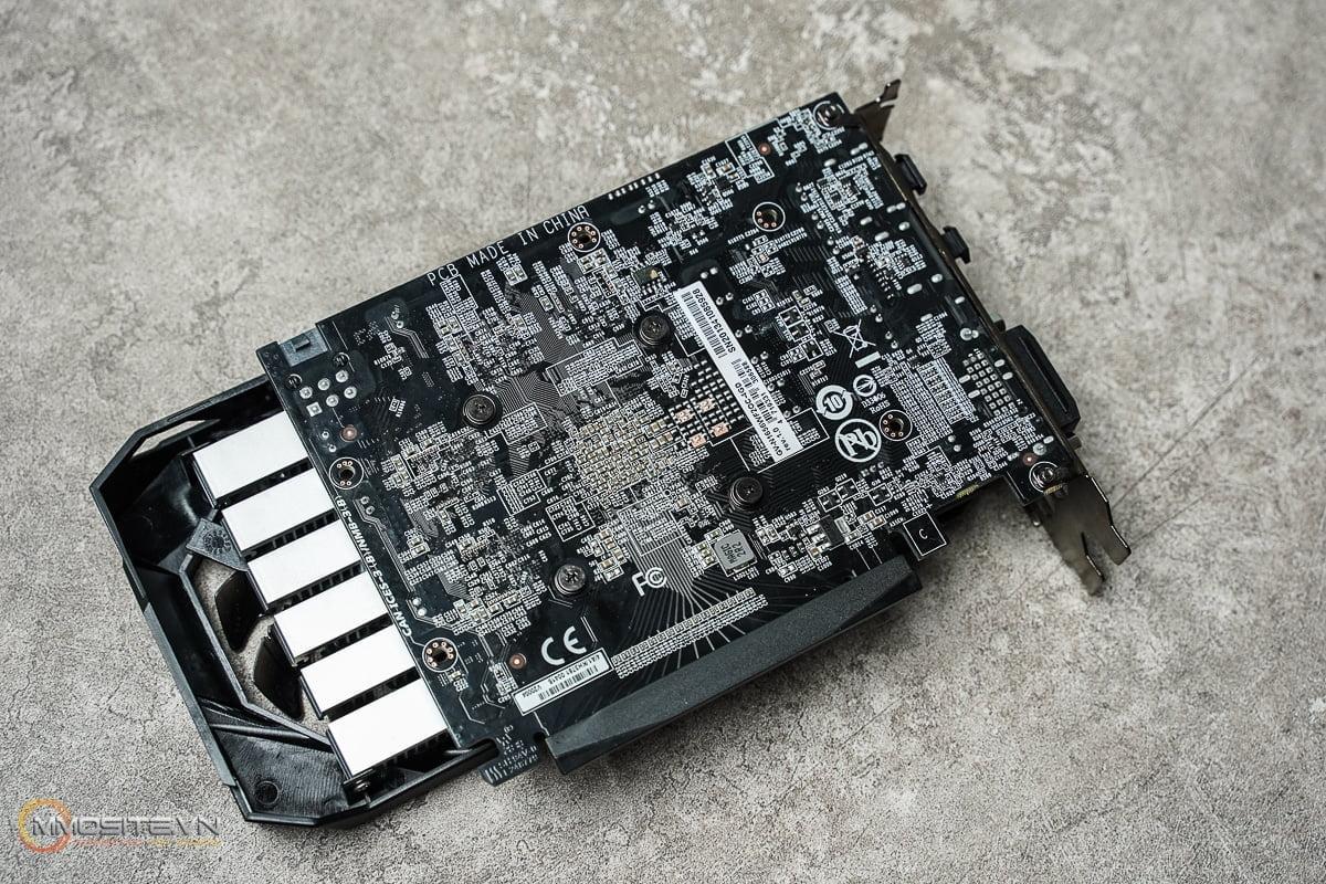 Đánh giá GIGABYTE GTX 1650 D6 WINDFORCE OC 4G - Tăng lực GDDR6 cho GTX 1650