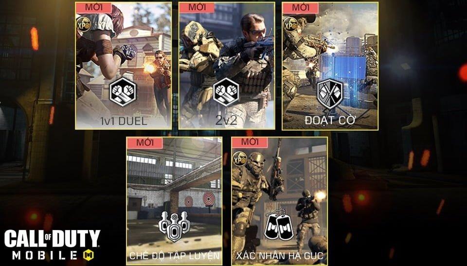 """""""Siêu cập nhật"""" của Call of Duty: Mobile VN có gì đặc biệt?"""