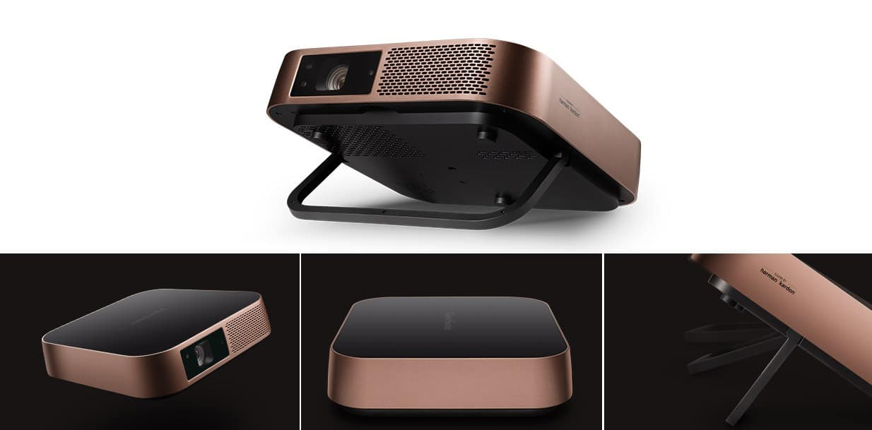 Viewsonic Ra Mắt Máy Chiếu LED Di Động Thông Minh