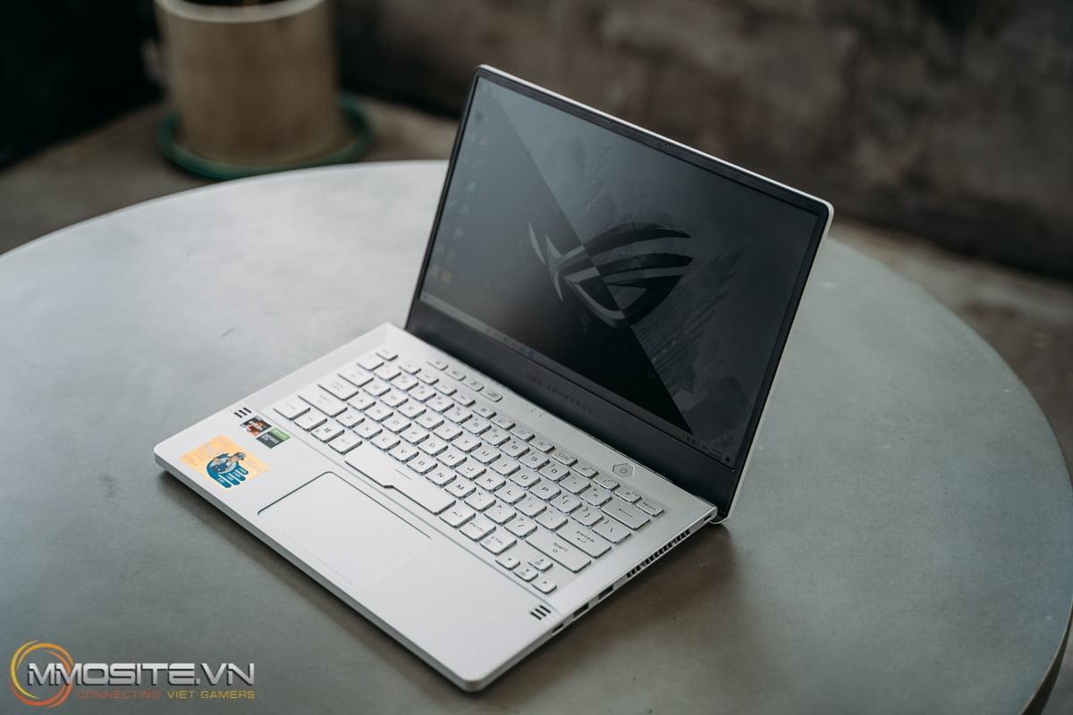 Zephyrus G14 - Laptop 14 inches mạnh nhất thế giới của ASUS ROG
