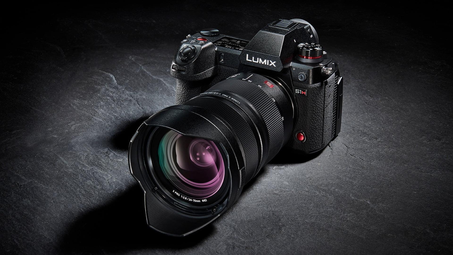 Panasonic cập nhật firmware mới giúp Lumix DC-S1H có thể xuất được video Raw