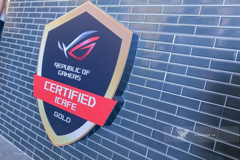 Gold Certified CyberCore Gaming Next Gen Nha Trang - Thêm địa chỉ cho người yêu game tại Nha Trang