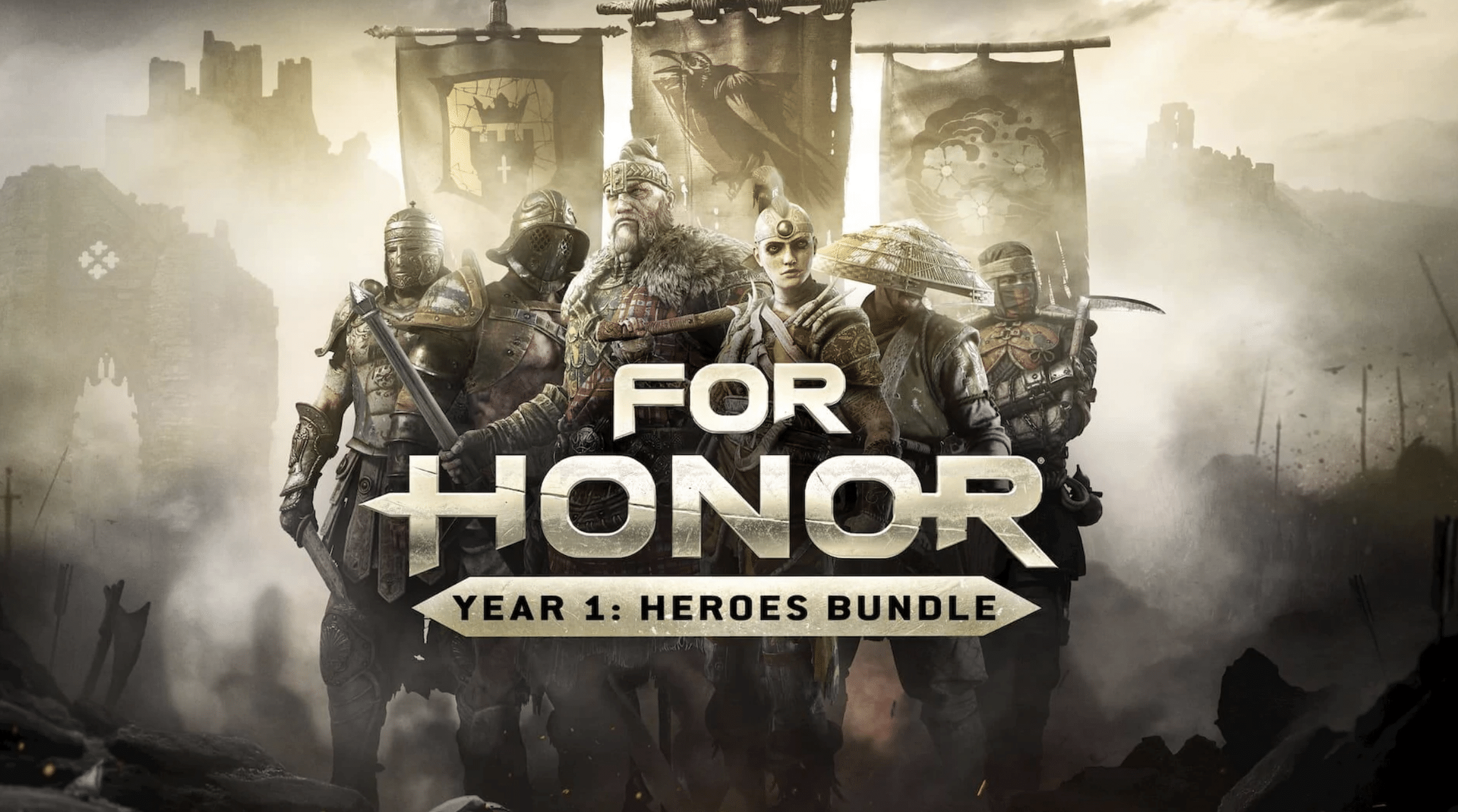For Honor miễn phí