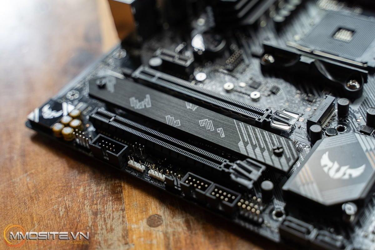 ASUS TUF B550M-PLUS (WIFI) - Bo mạch chủ AMD B550 chỉ hơn 4.5 triệu nhưng ngon