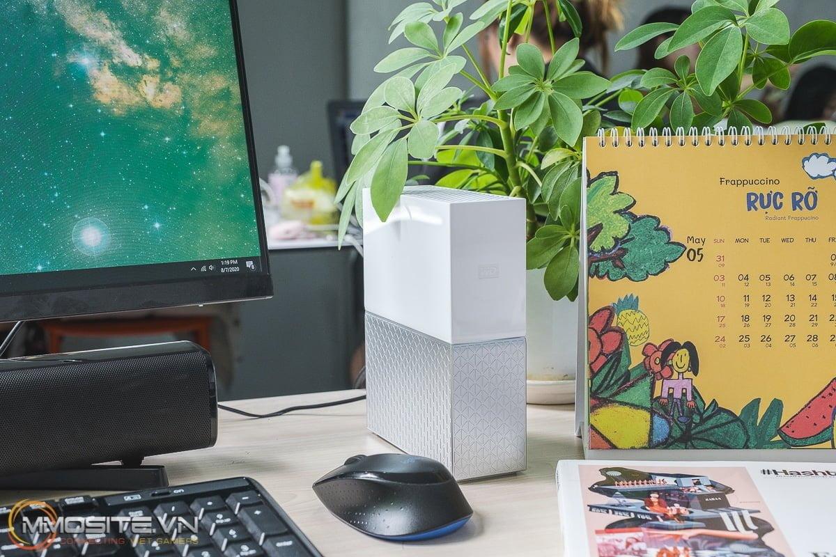 Trên tay WD My Cloud Home - giải pháp chia sẻ dữ liệu thích hợp cho mùa Work From Home