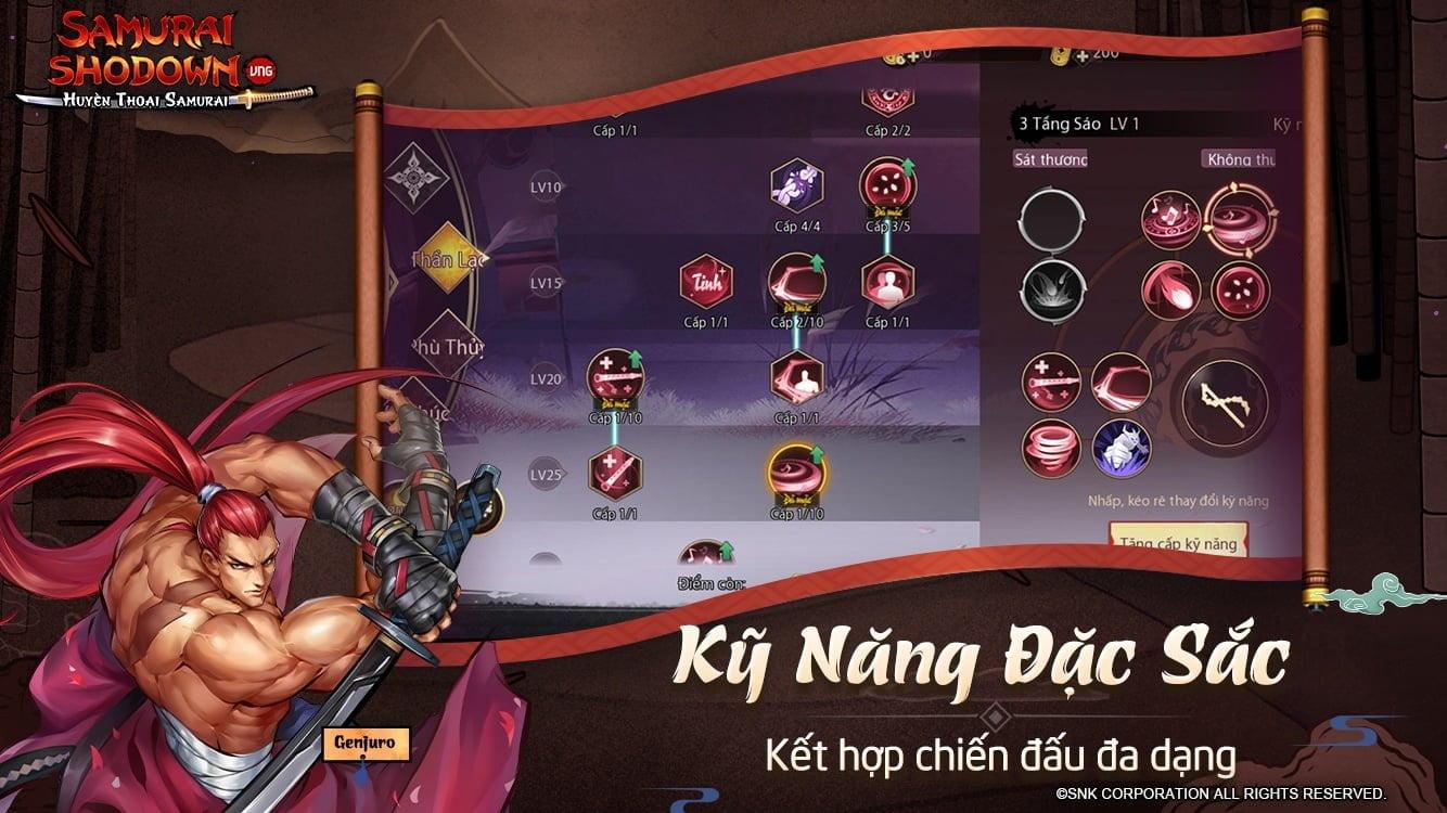 SAMURAI SHODOWN VNG bất ngờ mở đăng ký trước cho game thủ Việt Nam