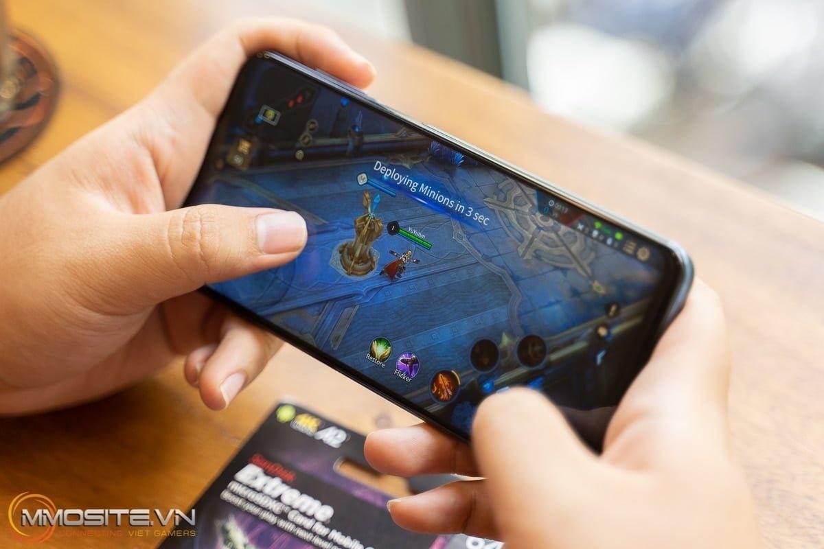 Đánh giá Sandisk Extreme phiên bản Gaming - 4 lý do để nâng cấp trải nghiệm chơi game trên chiếc smartphone của bạn
