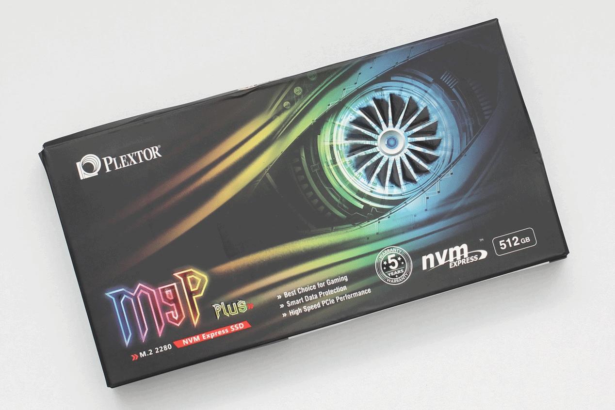 Đánh giá Plextor M9PGN Plus - ổ cứng SSD siêu nhanh