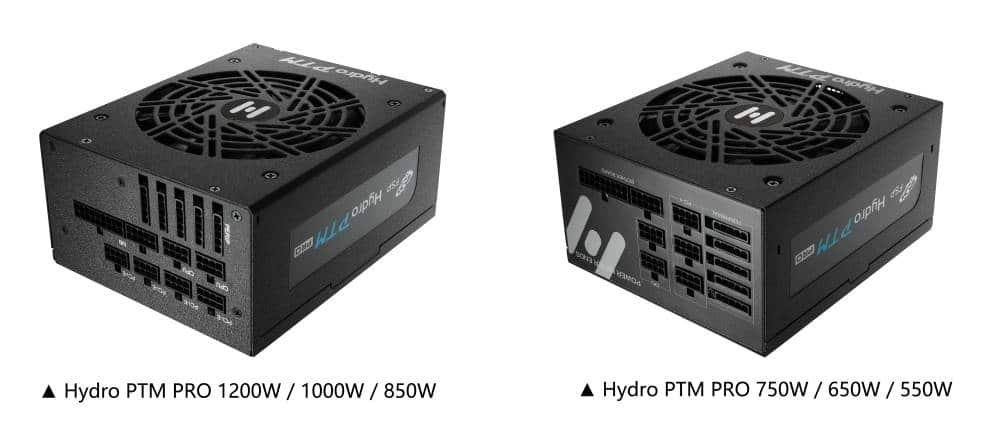 FSP ra mắt bộ nguồn PC cao cấp mang tên Hydro PTM PRO 80 Plus Platinum