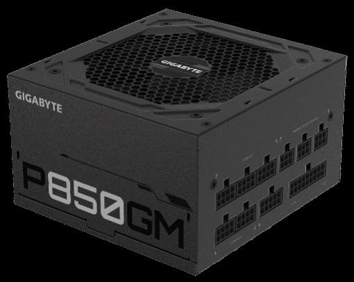 GIGABYTE ra mắt Bộ nguồn P850GM và P750GM dành riêng cho series GPU NVIDIA RTX Ampere