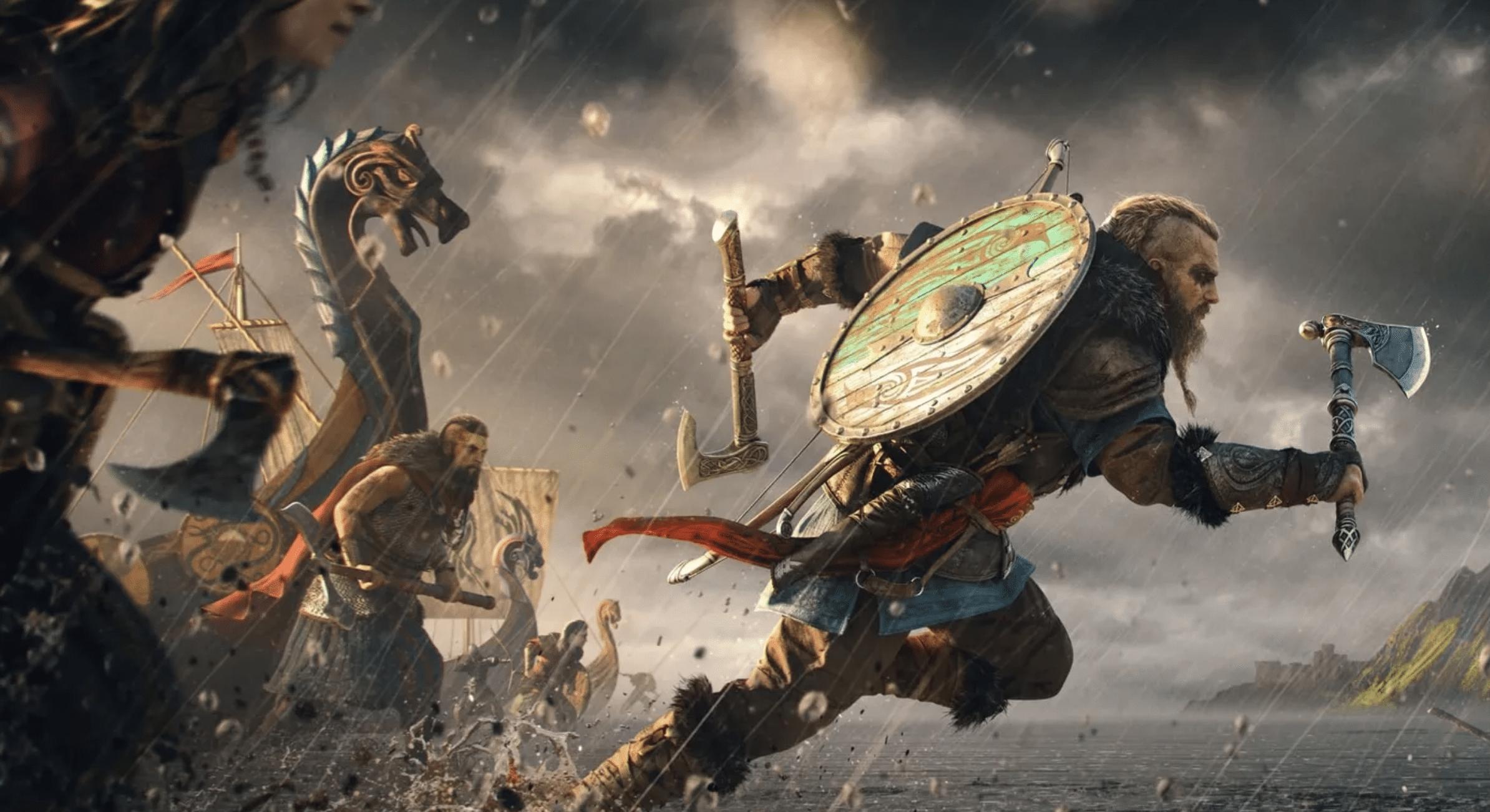 Assassin's Creed Valhalla sẽ ra mắt trên toàn thế giới vào ngày 10/11/2020