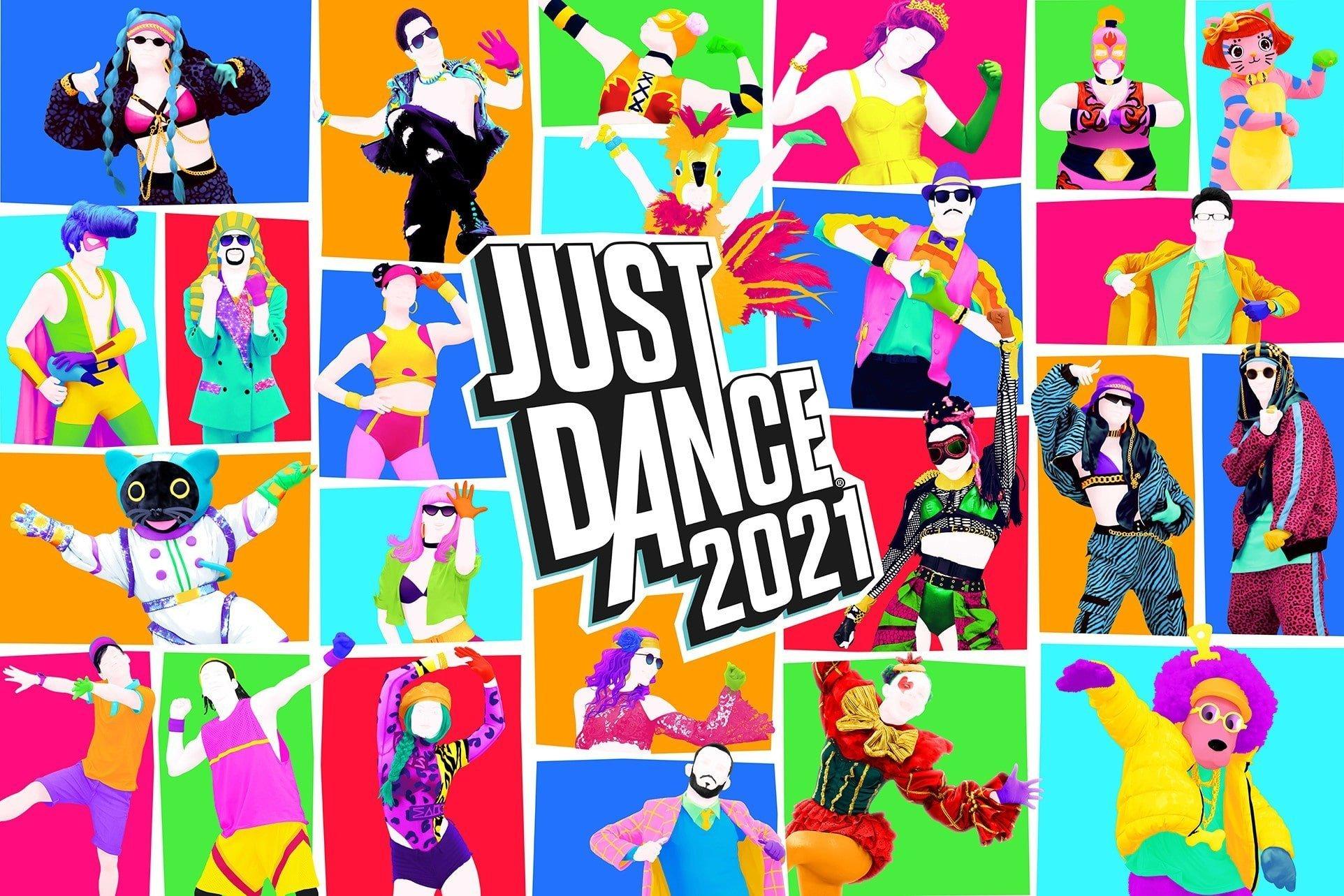JUST DANCE 2021 SẼ RA MẮT TRÊN PLAYSTATION 5 VÀ XBOX VÀO NGÀY 24 THÁNG 11