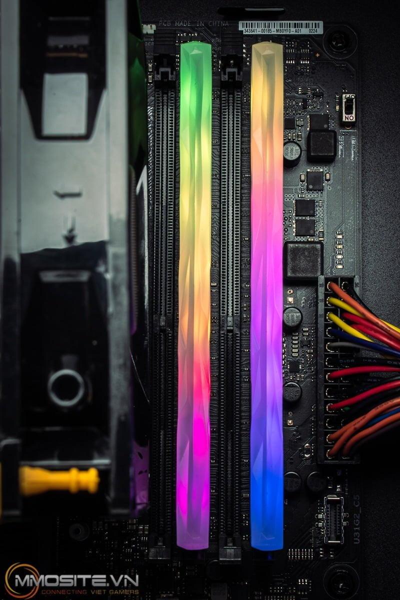 [Review] KLEVV CRAS X RGB 8GB 3200MHz - lựa chọn cho dàn máy chuẩn gaming