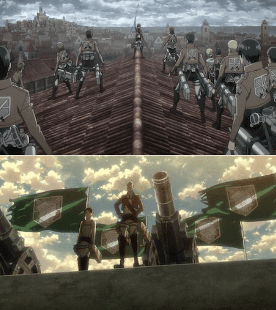Đại chiến Titan: Cuộc chiến của loài người và gã khổng lồ đã có mặt trên ứng dụng POPS