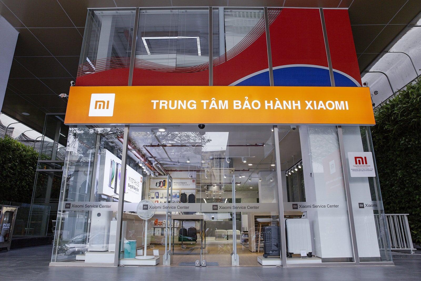 Trung tâm Bảo hành Xiaomi đầu tiên tại Việt Nam đã chính thức khai trương