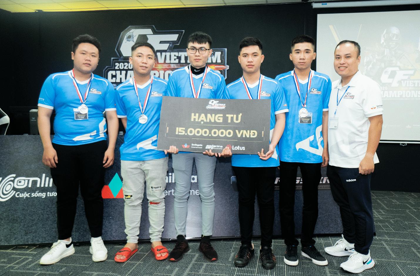 CFVN Championship 2020 – Nhà vô địch LastLegends và sự trở lại của nền eSports Đột Kích