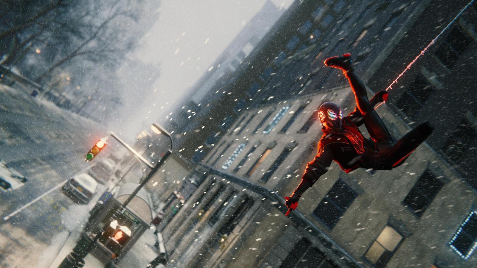 Đánh giá Marvel's Spider-Man: Miles Morales PS4