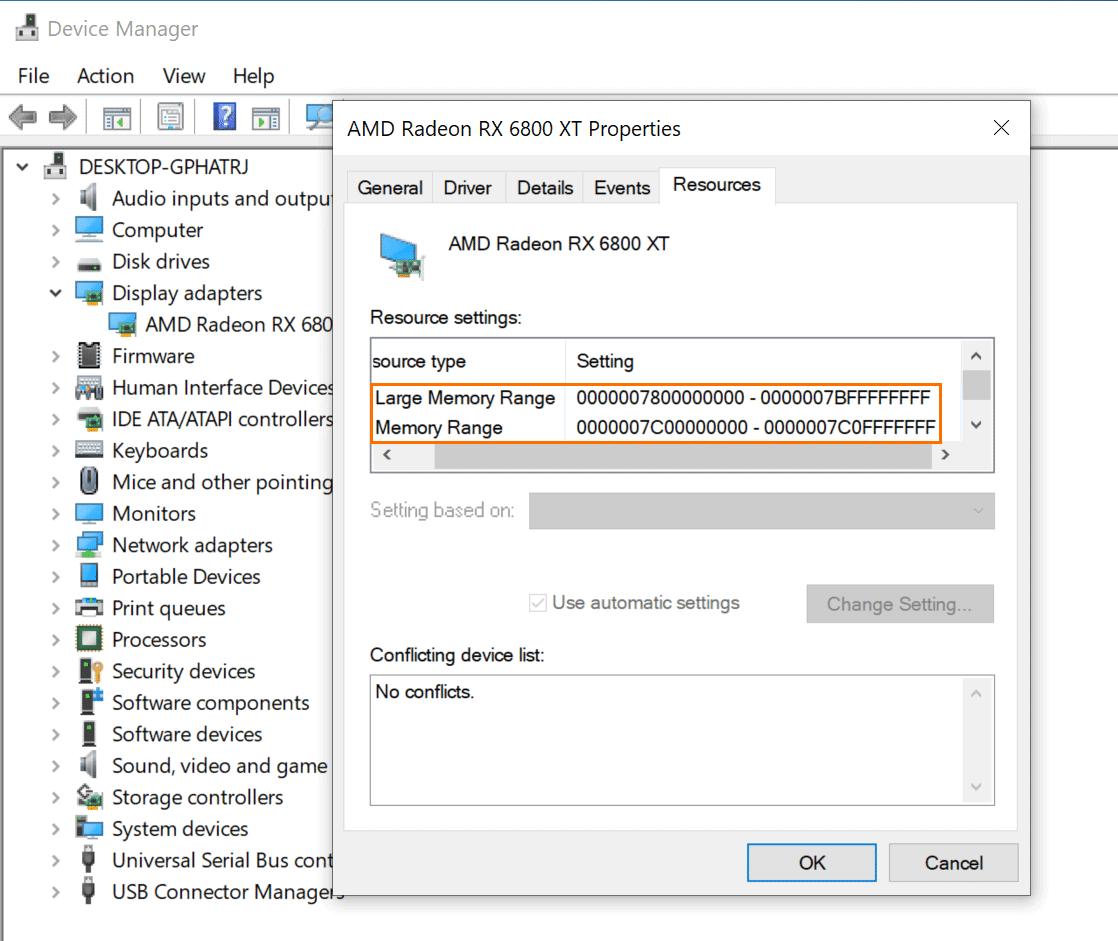 GIGABYTE cập nhật BIOS cho bo mạch chủAMD 500 Series kích hoạt tính năng Smart Access Memory và Rage Mode