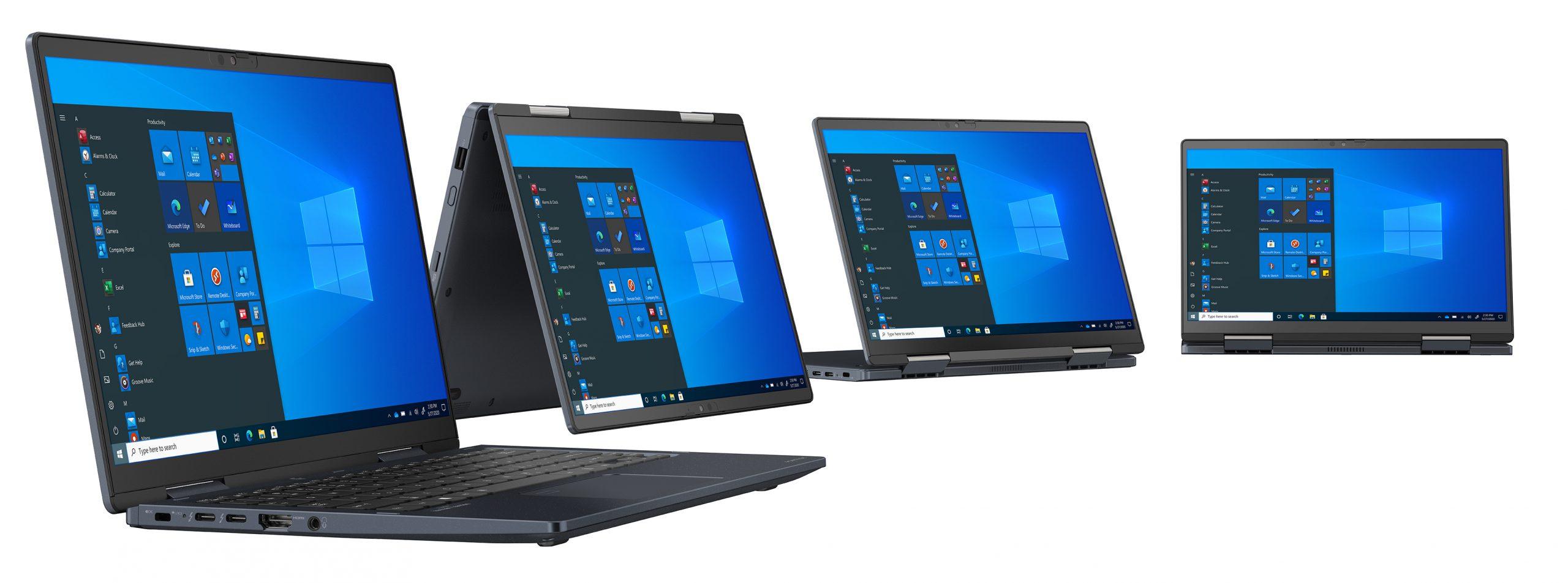 Dynabook Công Bố Máy Tính Xách Tay Chuyển Đổi Chuẩn Intel Evo 13 Inch Nhẹ Nhất Thế Giới PORTÉGÉ X30W-J Được Trang Bị Bộ Xử Lý Intel Core Thế Hệ 11