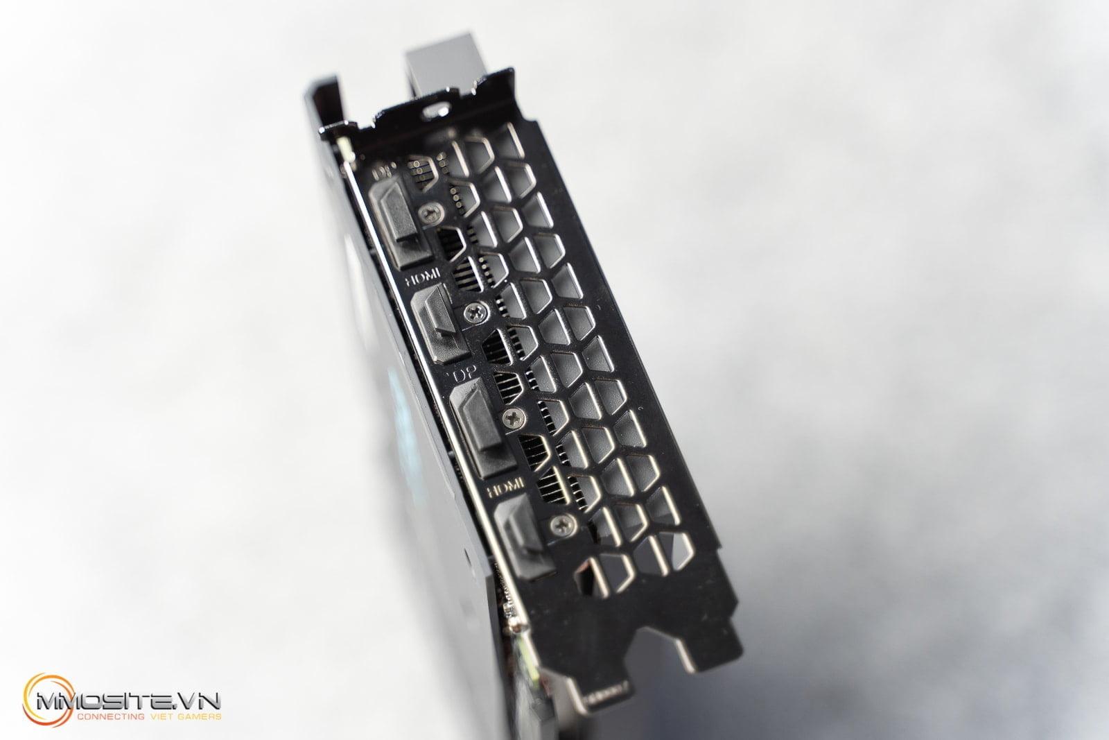 Mở hộp GIGABYTE RTX 3060 EAGLE - Đơn giản nhưng đầy đủ