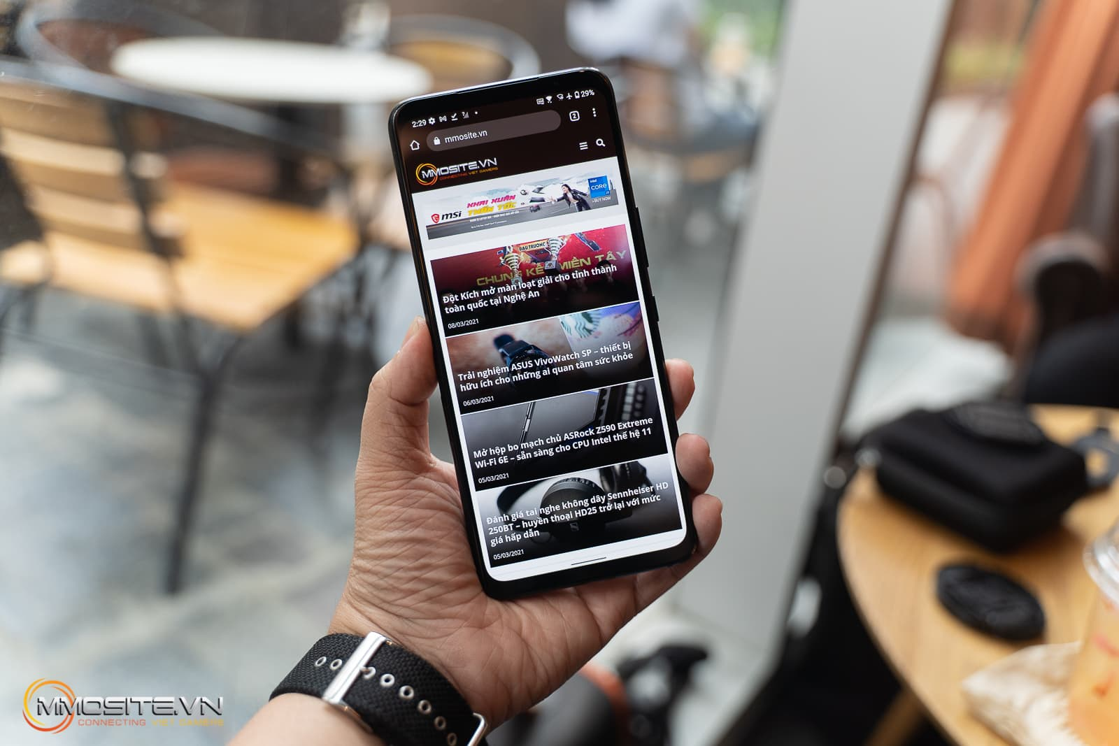 ASUS ROG Phone 5 chính thức ra mắt: Snapdragon 888, pin 6000 mAh, 18GB RAM