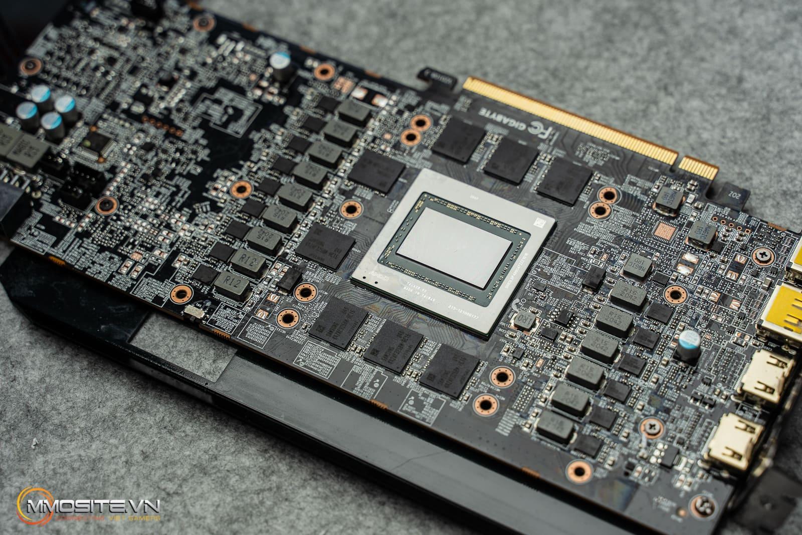 Đánh giá card đồ họa GIGABYTE AORUS Radeon RX 6800 XT MASTER