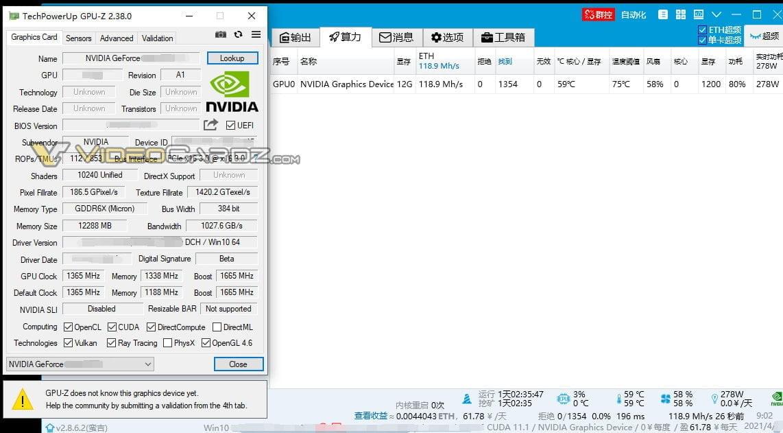 Tổng hợp thông tin GEFORCE RTX 3080 Ti: 12GB GDDR6X, ra mắt tháng 5