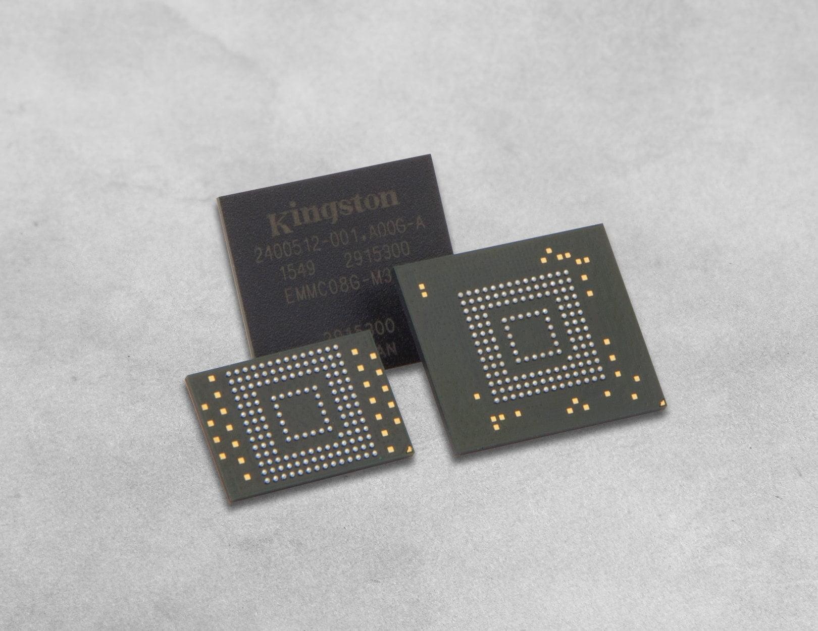 Kingston hợp tác NXP để phát triển Bộ vi xử lý i.MX 8M Plus
