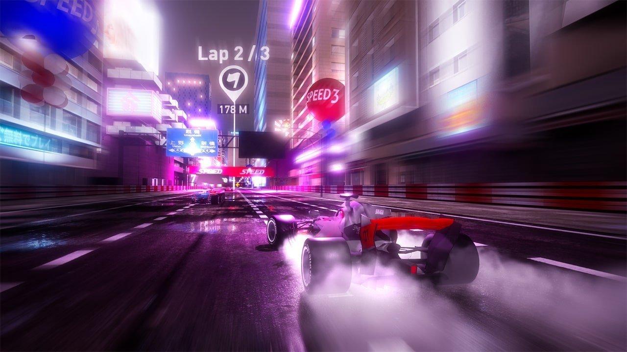 Speed 3: Grand Prix đã CÓ MẶT trên Nintendo Switch vàPlayStation4 tại Châu Á
