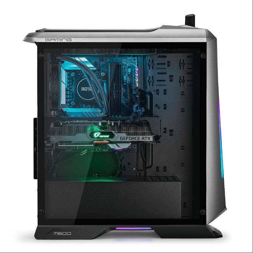COLORUL Ra Mắt iGame M600 Mirage Gaming PC với CPU Intel Gen 11 và RTX 30-Series