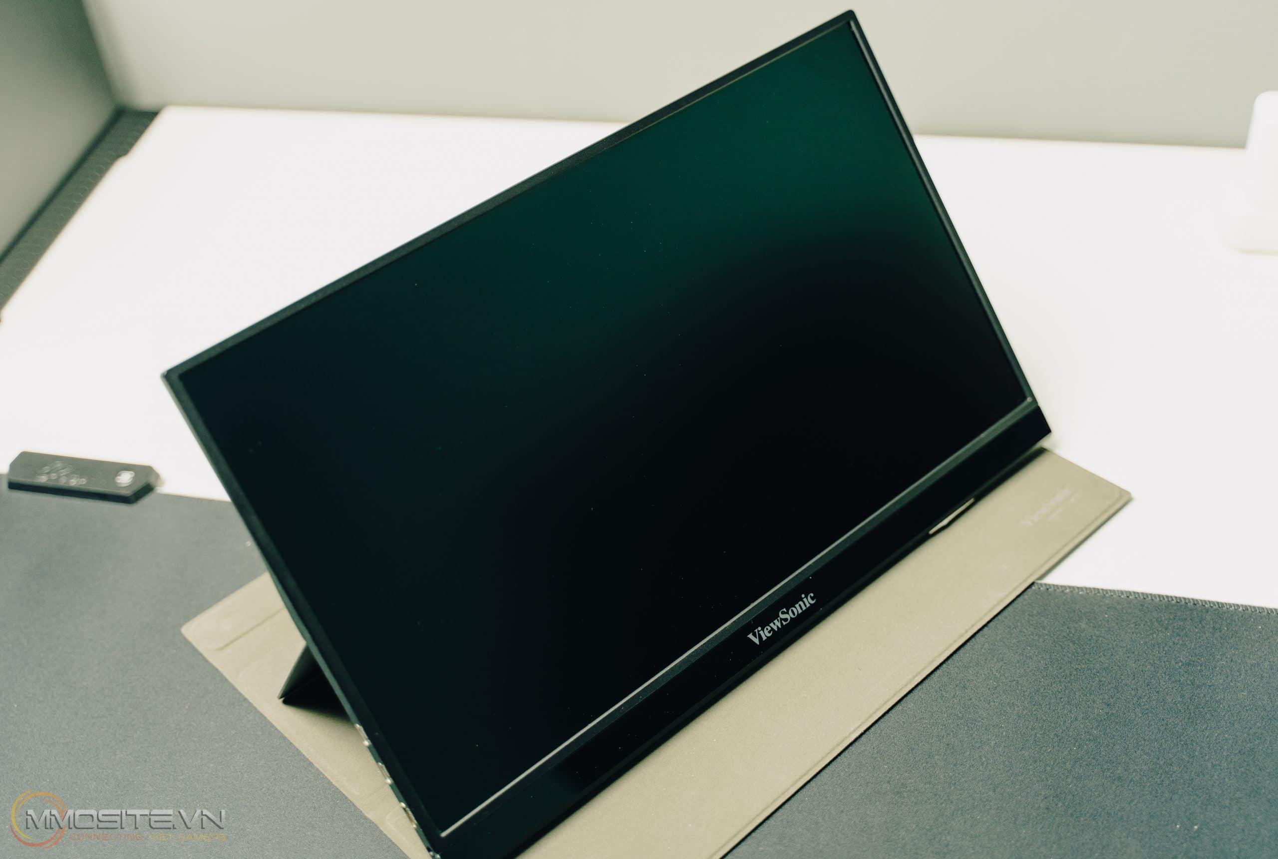 Đánh giá màn hình di động ViewSonic VG1655 - Trợ thủ đắc lực cho máy tính xách tay