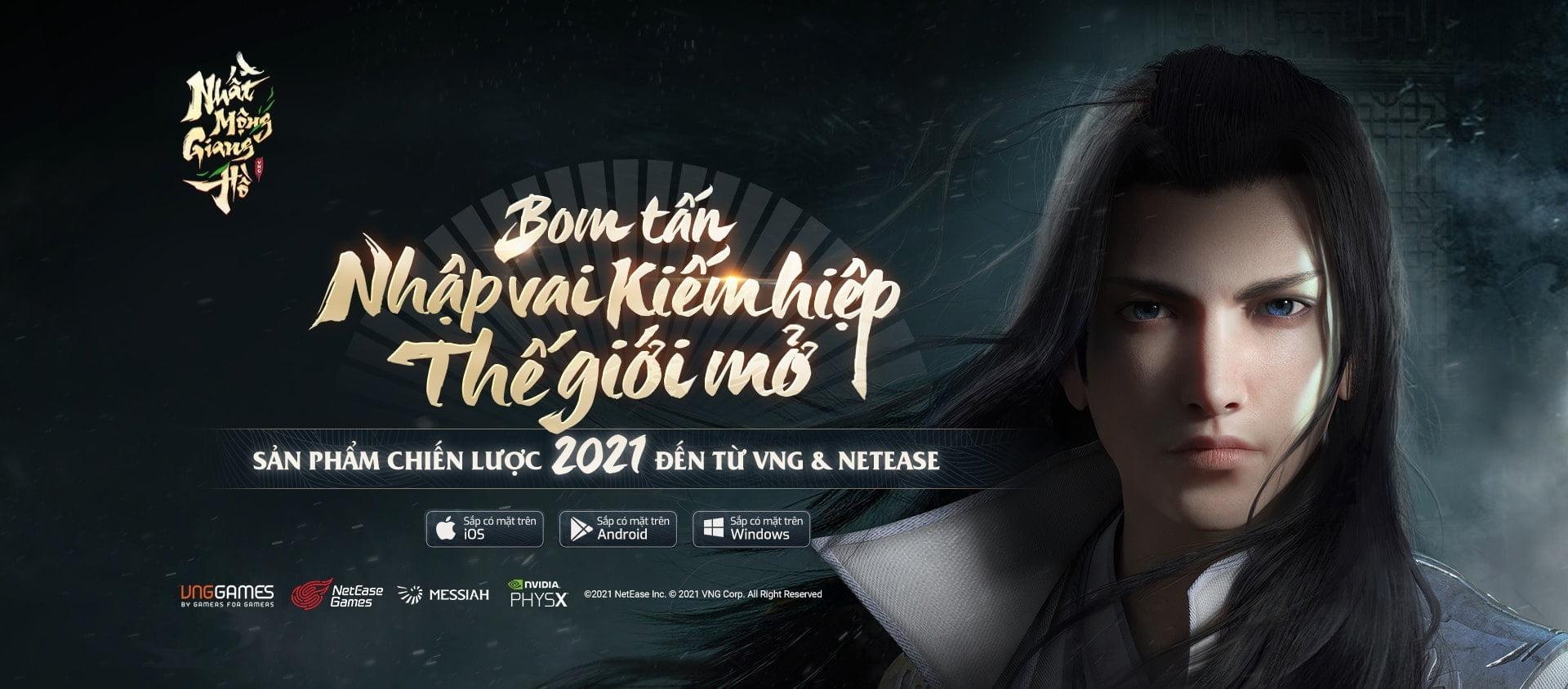 Nhất Mộng Giang Hồ VNG mở cửa thử nghiệm